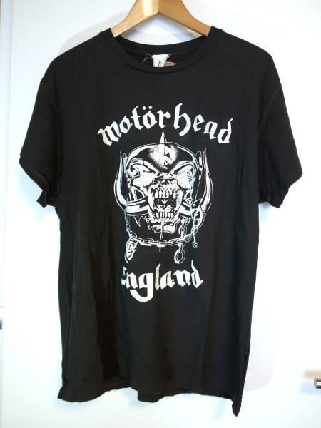 24,840 円で購入 【新品・未使用】75%割引します。 ブラック Tシャツ Made Worn メイド ウォーン Motrhead ハードロック