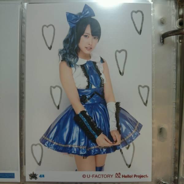 ℃-ute 中島早貴 コレクション生写真 42番『神聖なるペンタグラム』