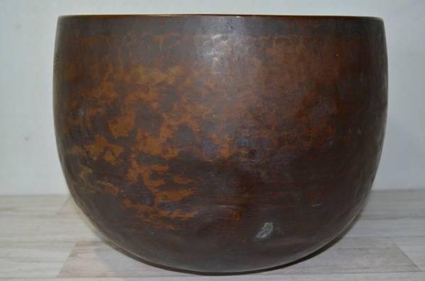 ♪♪19 鳴り物仏具 大型おりん 直径33cm 銅製 リン お寺 神社 仏壇♪♪