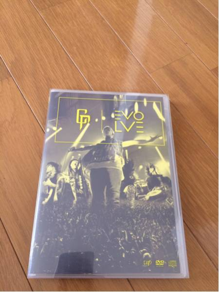 coldrain DVD ライブグッズの画像