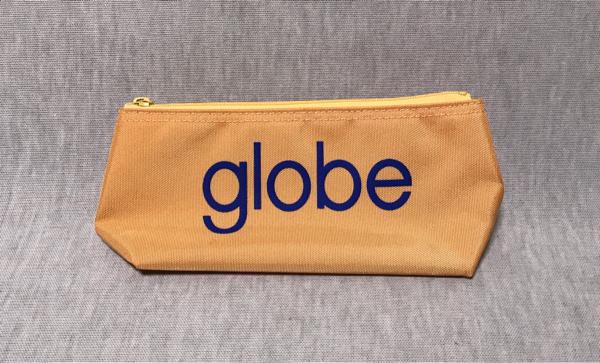 美品 globe ペンケース