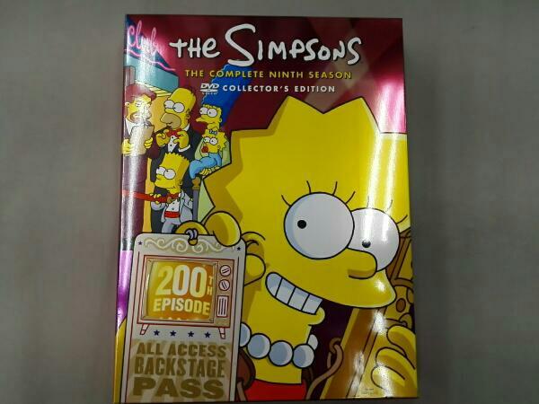 ザ・シンプソンズ シーズン9 DVDコレクターズBOX グッズの画像