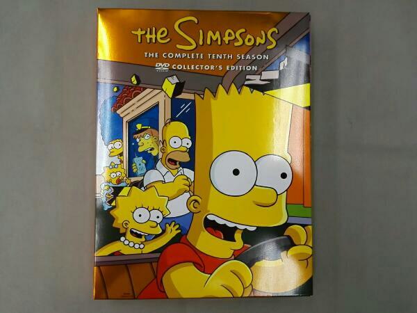 美品 ザ・シンプソンズ シーズン10 DVDコレクターズBOX グッズの画像
