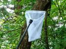 新製品☆『夢を叶える網 Gシリーズ』 18㎝網 G-18W ホワイト クワガタ カブトムシ 昆虫採集に 虫取り網