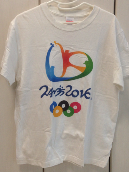スチャダラパー スチャダラ2016Tシャツ Sサイズ