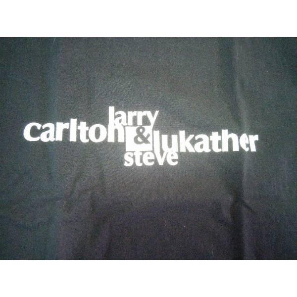 Larry Carlton & Steve Lukather Tour T-Shirts