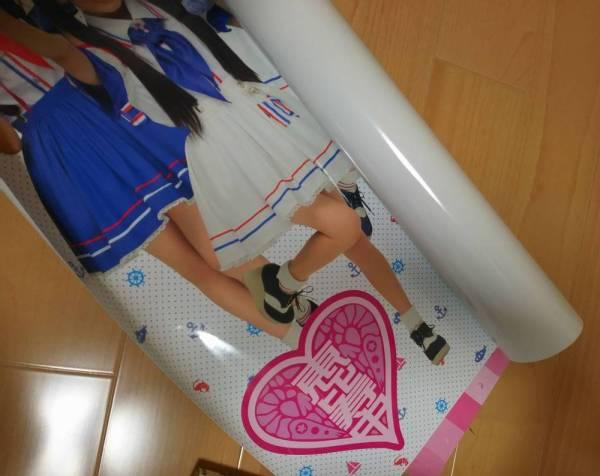 私立恵比寿中学 サークルKサンクス ポスター ライブグッズの画像