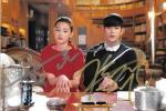 「星から来たあなた」★キム・スヒョン&チョン・ジヒョン★直筆サイン入り 生写真677