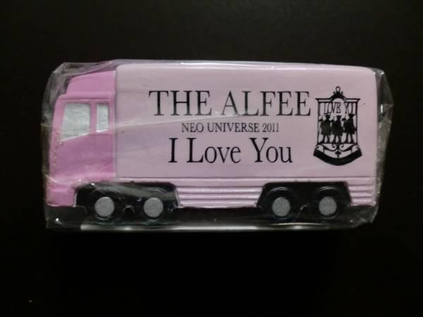 THE ALFEE★NEO UNIVERSE2011 I Love You春ツアー ぷにゅぷにゅツアートラック(ピンク)