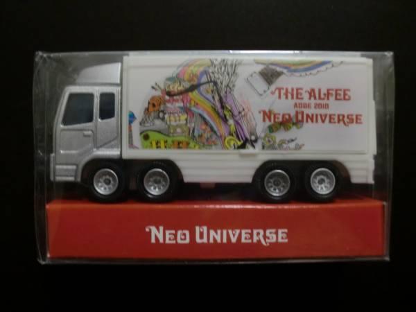 THE ALFEE★AUBE 2010 新世界 NEO UNIVERSE 春ツアー ツアートラックミニカー