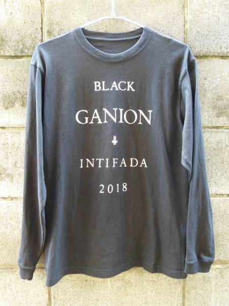 BLACK GANION MADE L/S Tシャツ BORIS NICE VIEW STRUGGLE FOR PRIDE CALUSARI CORRUPTED DISCLOSE ボアダムス TURTLE ISLAND ORDER GISM