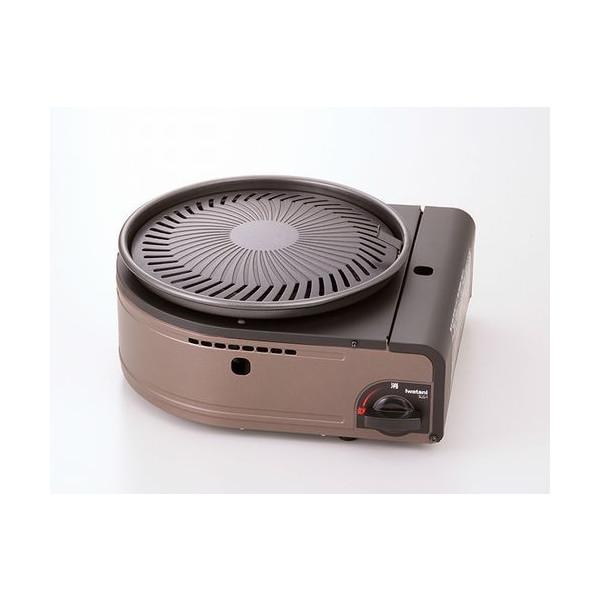 14-9981★新品! イワタニ カセットガス スモークレス焼肉グリル やきまる CB-SLG-1★煙を気にせず室内で焼肉ができます