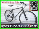 COLNAGO em コルナゴ Italy Hybrid bicycle ¥113400- 超軽量 クロスバク 美車!