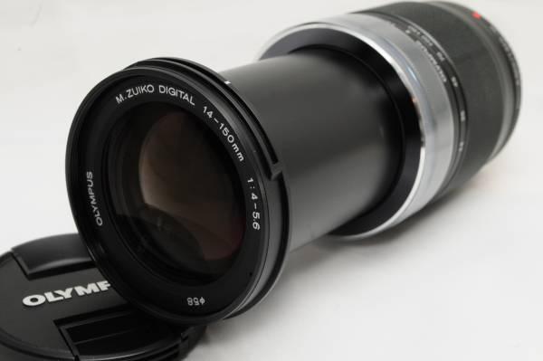 ★新品★オリンパス Olympus M.ZUIKO DIGITAL 14-150mm F4.0-5.6 II★保証付2