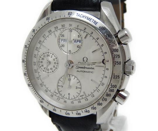 オメガ OMEGA スピードマスター 3521.30 トリプルカレンダー 自動巻き メンズ 時計 Y2546258