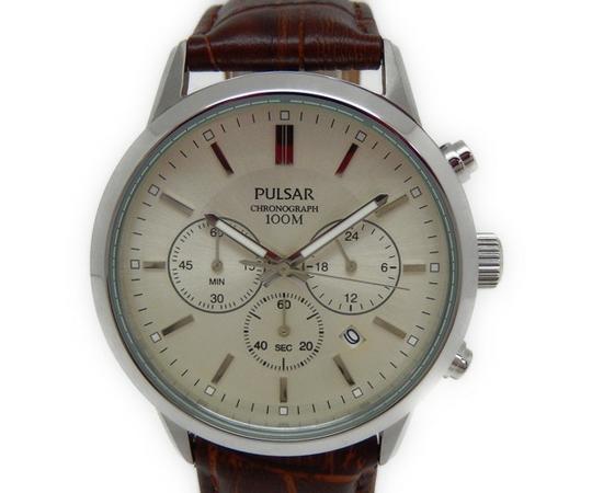 SEIKO PULSAR セイコー パルサー 腕時計 メンズ クロノグラフ Y2308759_画像2