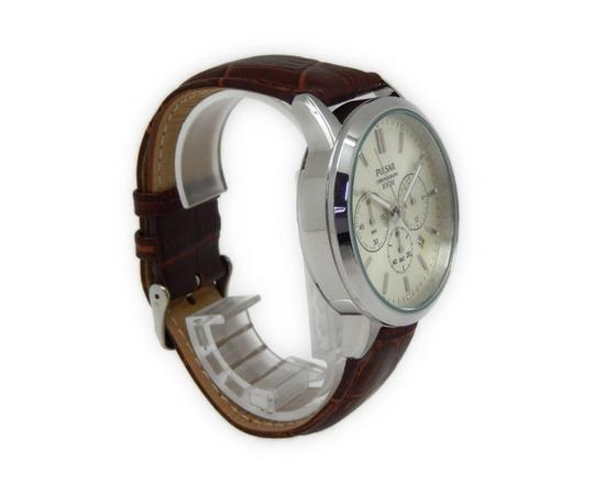 SEIKO PULSAR セイコー パルサー 腕時計 メンズ クロノグラフ Y2308759_画像5