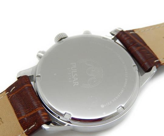 SEIKO PULSAR セイコー パルサー 腕時計 メンズ クロノグラフ Y2308759_画像7