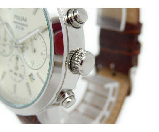 SEIKO PULSAR セイコー パルサー 腕時計 メンズ クロノグラフ Y2308759_画像3