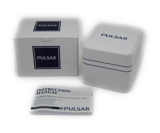 SEIKO PULSAR セイコー パルサー 腕時計 メンズ クロノグラフ Y2308759_画像10