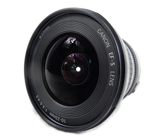 ジャンク Canon EF-S 10-22mm 3.5-4.5 USM レンズ 一眼 カメラ S2545770