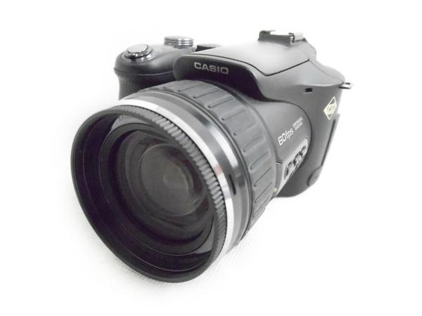 中古 CASIO EXILIM EX-F1 デジタル カメラ デジカメ 一眼レフ N2564397