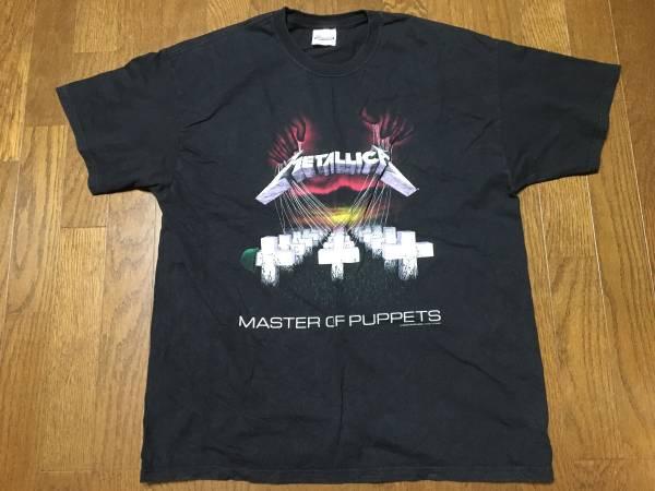 メタリカ バンドTシャツ /metallica パスヘッド pushead ヴィンテージ ロックT fear of god fog ライブグッズの画像
