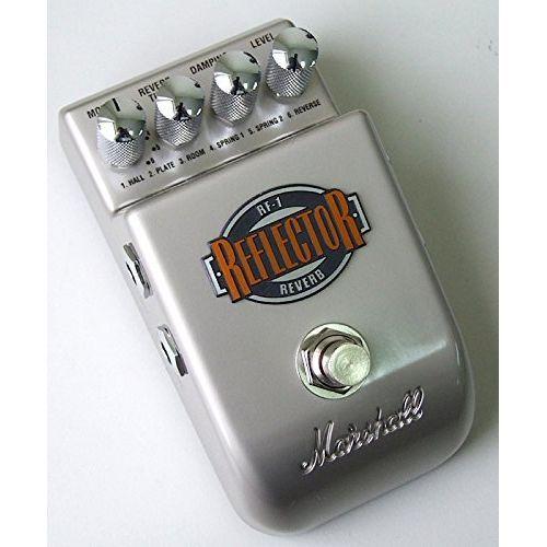 Marshall/マーシャル/リフレクター/ステレオ/デジタル/リバーブ/RF1/音響/機器/器材/音楽/アンプ