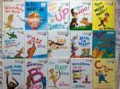 ①英語絵本 15冊 Bright Early Books for Beginning Beginners Dr. Seuss