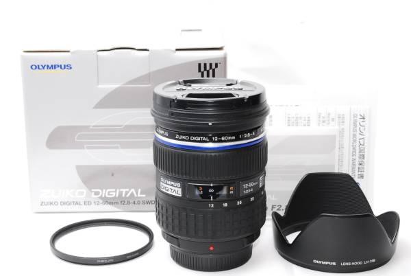 【美品】 オリンパス OLYMPUS 12-60mm F2.8-4.0 ED SWD フィルター・箱付き