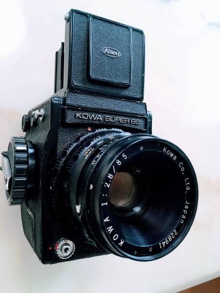 ★★★ KOWA SUPER66 コーワ スーパー66 KOWA 85mm/f2.8