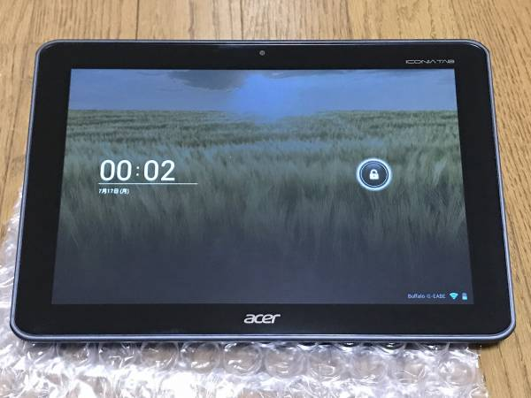 Acer ICONIA TAB A200 極上品