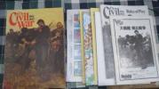 ボードゲーム 大戦略 南北戦争 The Civil War 1861-1865 V・G社 no.30003 Hobby JAPAN 日本語解説書付