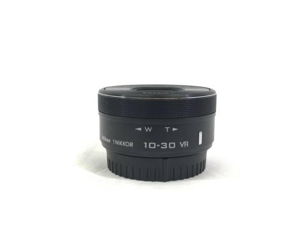 ニコン Nikon 1 NIKKOR VR 10-30mm f/3.5-5.6 PD-ZOOM ブラック レンズ