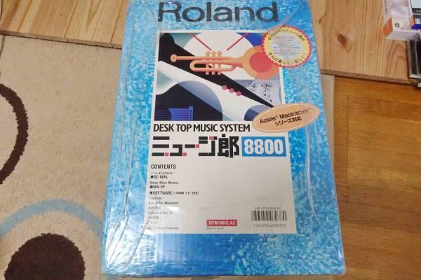 新品 ローランド ミュージ郎 Roland  DTM-88VLA2  未使用品 MA-5P + SC-88VL セット 1円~_画像2