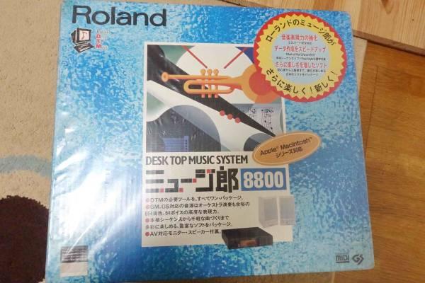 新品 ローランド ミュージ郎 Roland  DTM-88VLA2  未使用品 MA-5P + SC-88VL セット 1円~