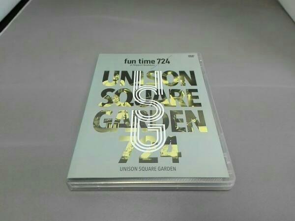 "UNISON SQUARE GARDEN LIVE SPECIAL""fun time 724at Nippon Budokan 2015.07.24 ライブグッズの画像"
