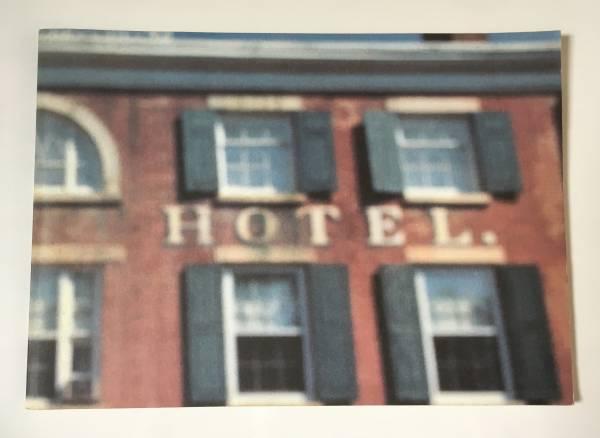 矢野顕子 ELEPHANT HOTEL ツアー1994 パンフレット