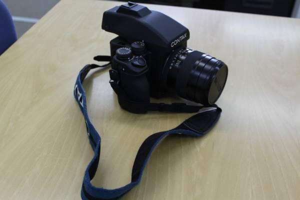 CONTAX コンタックス 645 + Planar プラナー 80mm F2+ストラップ  ジャンク品