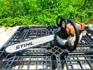 STIHL/スチール エンジンチェーンソー 024 ジャンク 売切り!