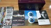 ピンクフロイド 14アルバム・ボックス+DVD3点 セット