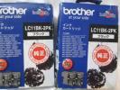 ブラザー 純正品インクカートリッジLC11BKブラック ー2Pk 2点の出品です。