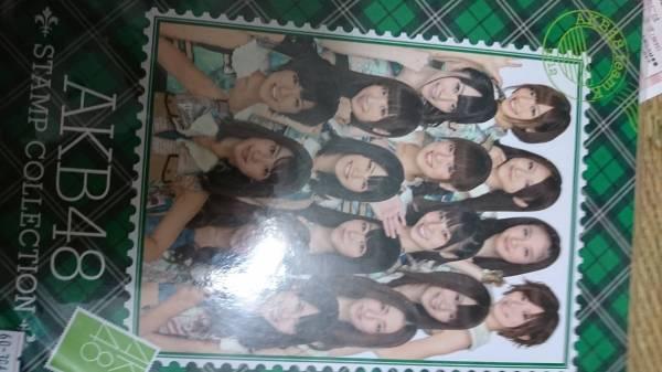 AKB48の初期メンバーの未使用のレターセット ライブ・総選挙グッズの画像