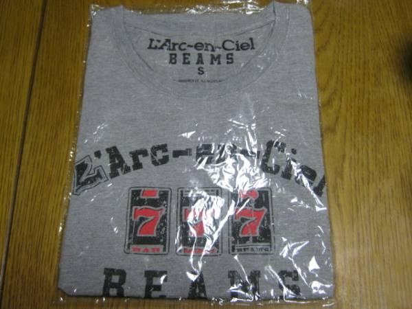 L'Arc-en-Ciel ラルクアンシエル / BEAMS Tシャツ 未開封 HYDE VAMPS TETSU KEN YUKIHIRO D'ERLANGER DIE IN CRIES