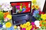 東芝 dynabook T75/78MB◆Win10/Core i 7/Bluray/最大値16GB/新品SSD480GB/タッチパネル/黒光り