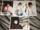 レア1円~/Kis-My-Ft2/北山宏光ジュニア時代公式写真Jロゴ4枚セット