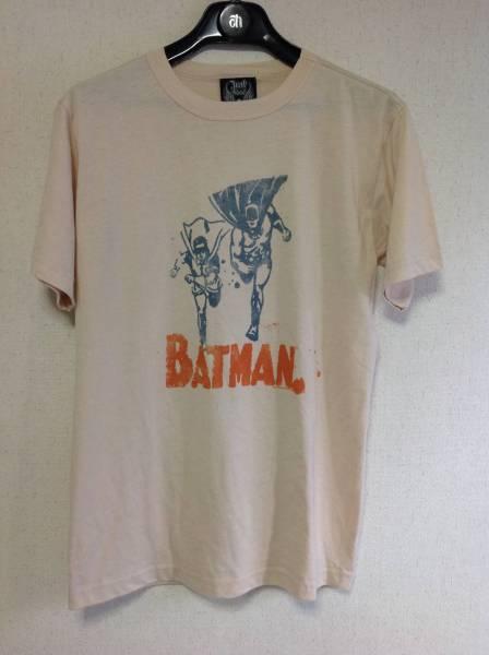 半額以下♪ 未使用★ ビームス取扱い JUNK FOOD ジャンクフード バットマン BATMAN Tシャツ メンズ Sサイズ ★ ロンハーマン Made in USA
