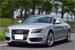 S line real running little Garage storage Audi A5 coupe 2.0T quattro S- line ice silver metallic certainly present car verification how??