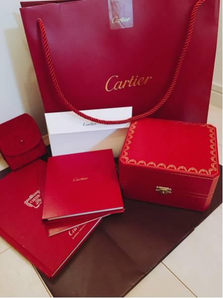 再出品なし!!Cartier カルティエ バロンブルー ドゥカルティエ ウォッチ 28mm ダイヤモンド ピンクゴールド_画像2