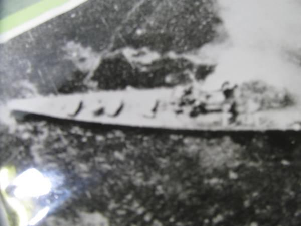 大日本帝国 太平洋戦争 ラバウル基地 海軍巡洋艦 アメリカ軍攻撃  生写真_画像2